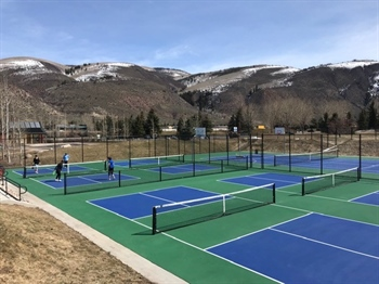 The Courts at EagleVail are now OPEN!