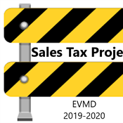 EagleVail Sales Tax Projects for 2019-2020