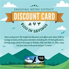 EagleVail Discount Card